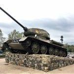 Reminders of war abound in Transnistria