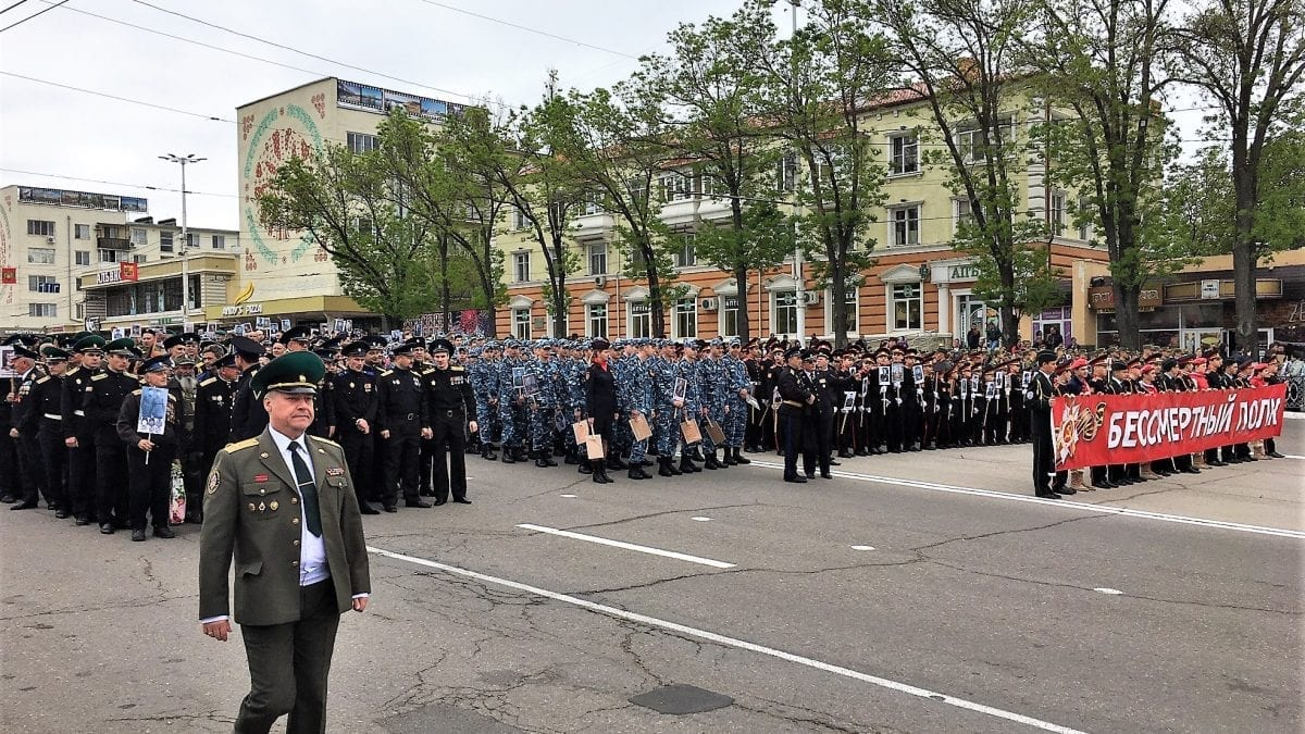 Marching Against the Tide in Transnistria