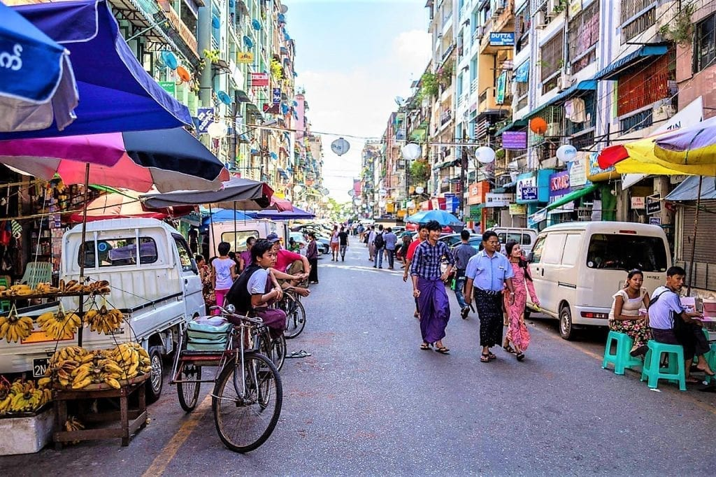Things to do in Yangon