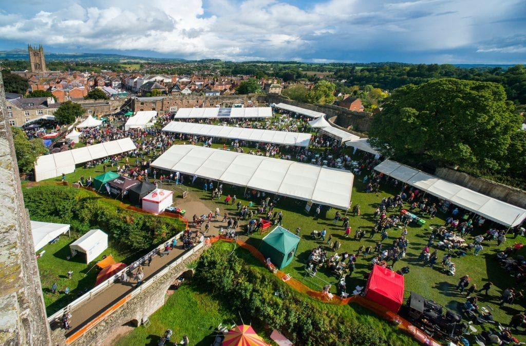 12 Summer Food Festivals in the UK and Ireland