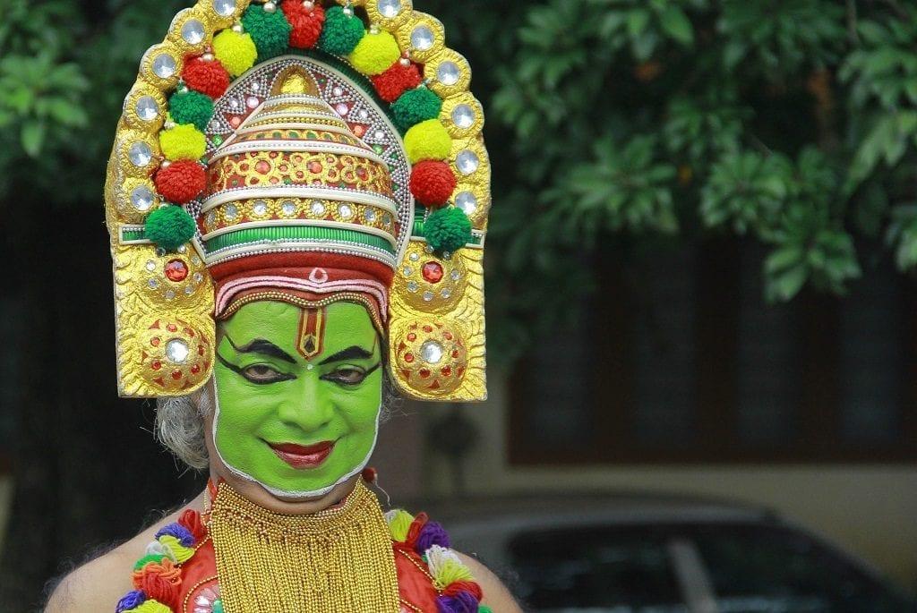 Onam Festival Kerala, India