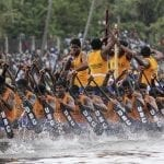 Nehru Trophy Boat Race 2021, Kerala, India