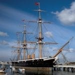 D-Day Story HMS Warrior at the Historic Dockyard