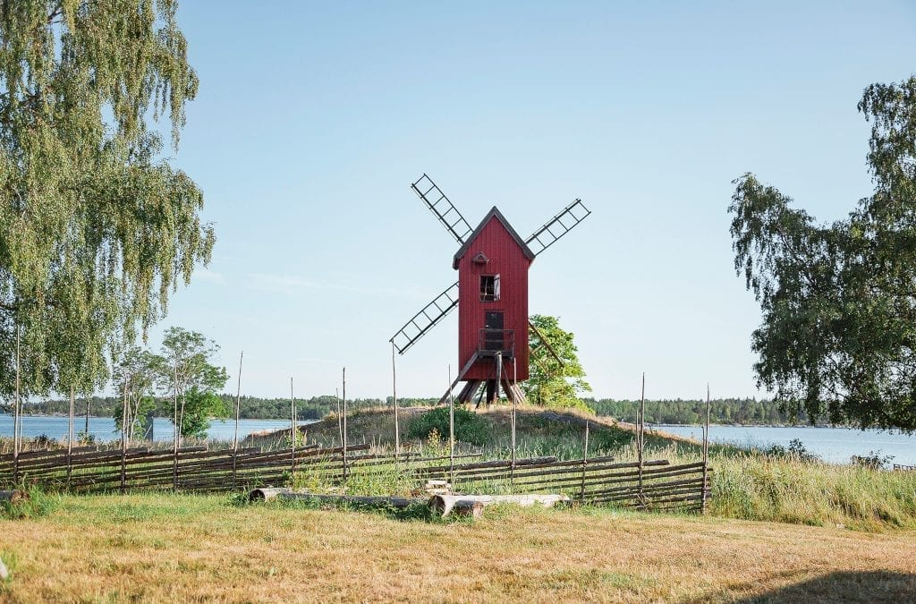 Sweden #1: Top Countries for Sustainable Tourism