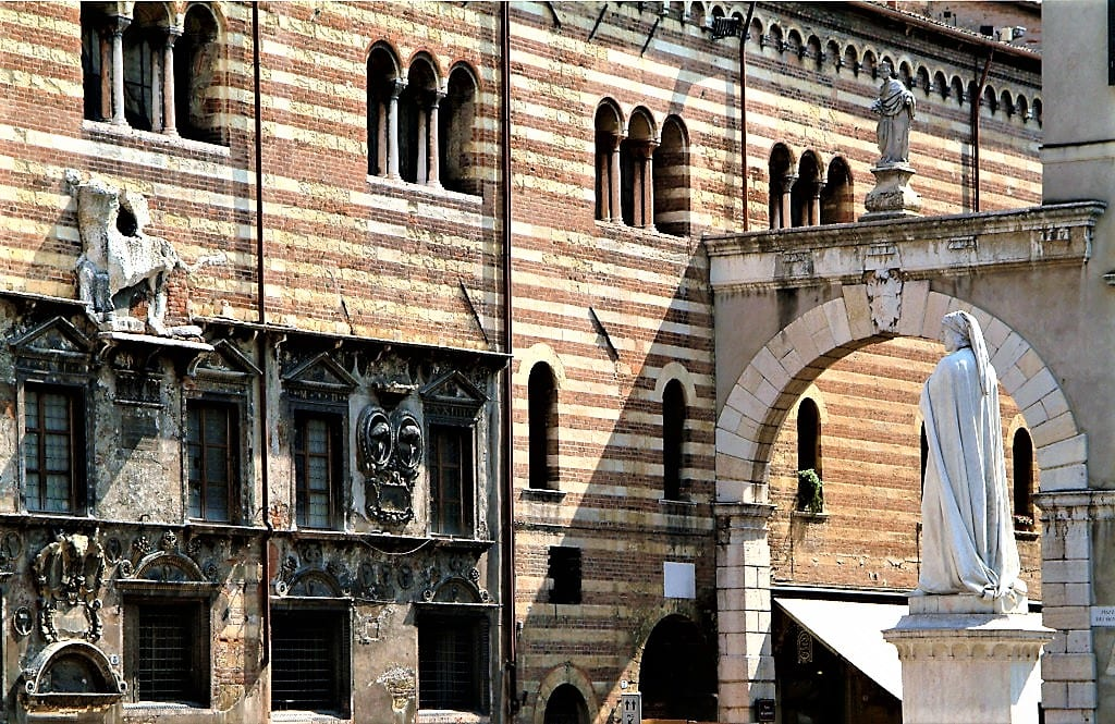 Typical Verona arches