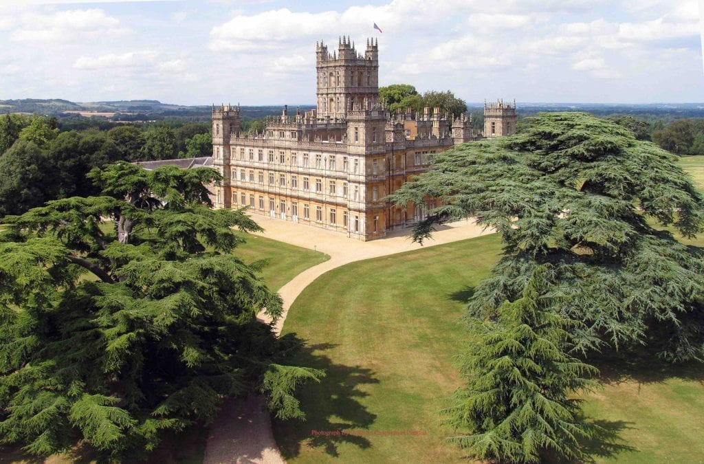 Visit the Real Downton Abbey in Hampshire