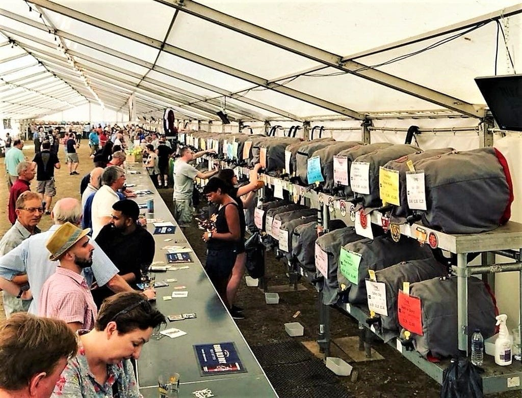 Beer Festivals in the UK: Ealing Beer Festival