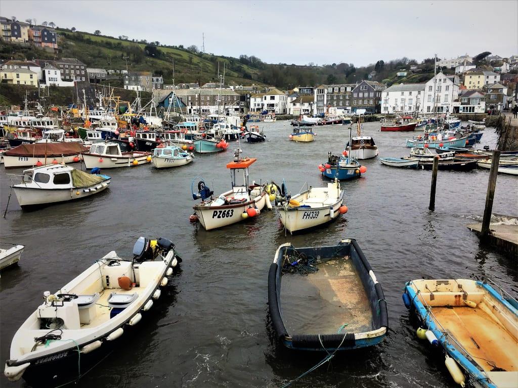 Mevagissey Cornwall Holidays
