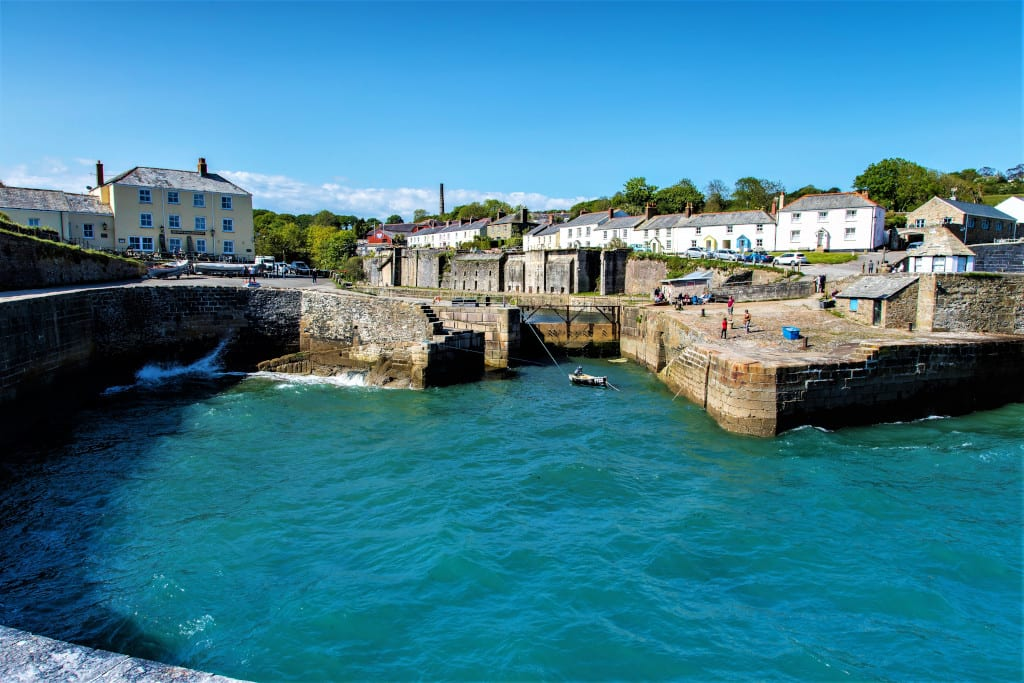 Charlestown Cornwall