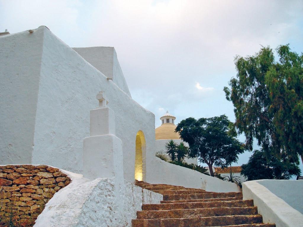 The old church at Puig de Missa