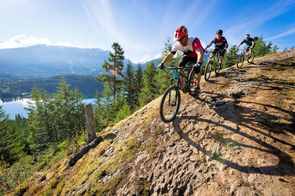 Things to do in Whistler in the Summer