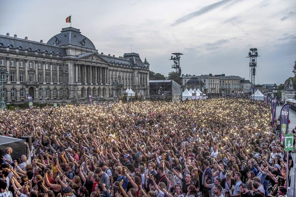 Brussels Summer Festival Belgium
