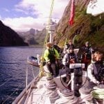 Learn to Sail in The Lofoten Islands