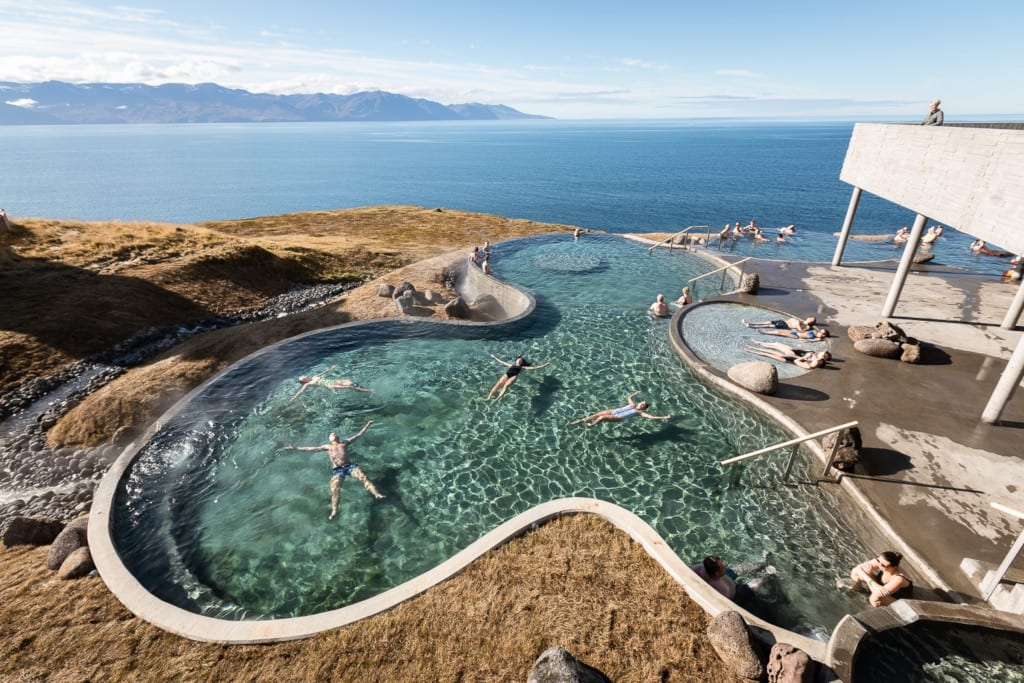 GEOSEA Geothermal Baths