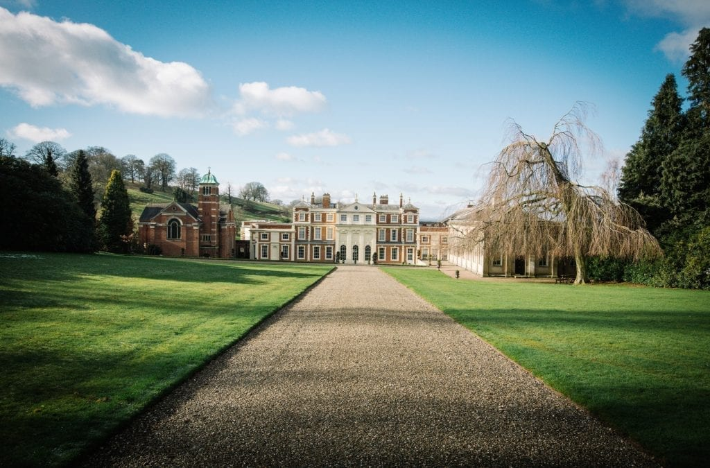 Luxury Wellness Retreat at Hawkstone Hall & Gardens