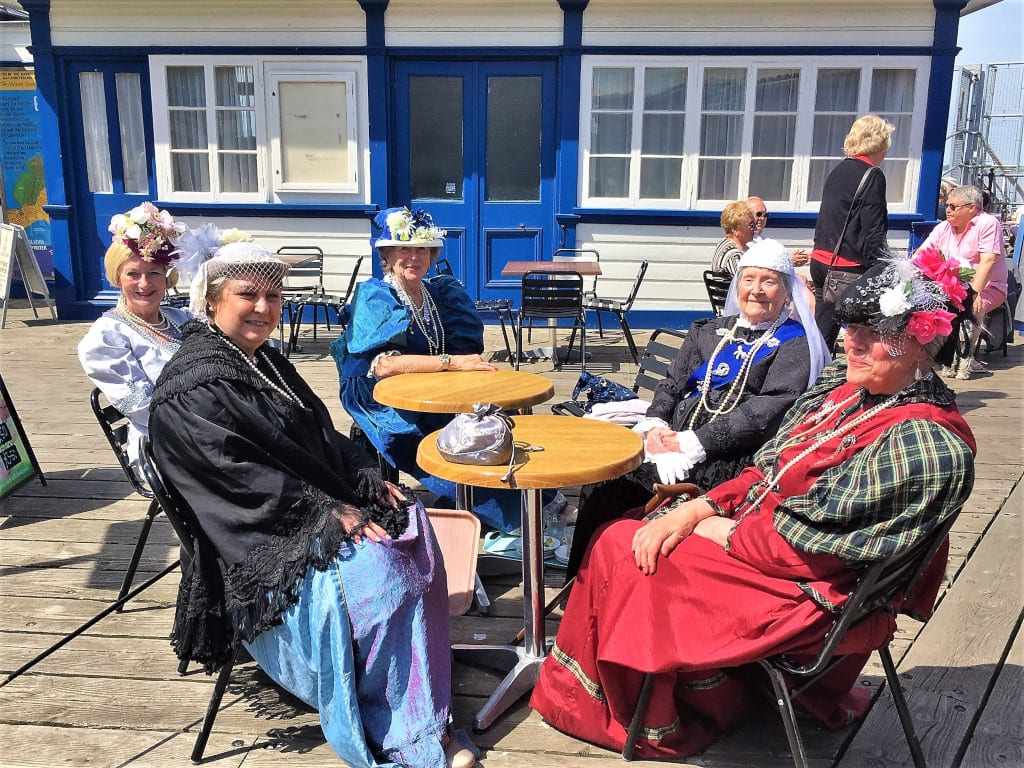 Things to do in Harwich: have tea with the locals