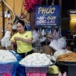 Noodle vendor