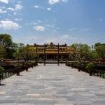 Inside Hue Imperial Citadel