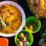 Street food in Hue food festival
