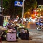 Street food in Hue