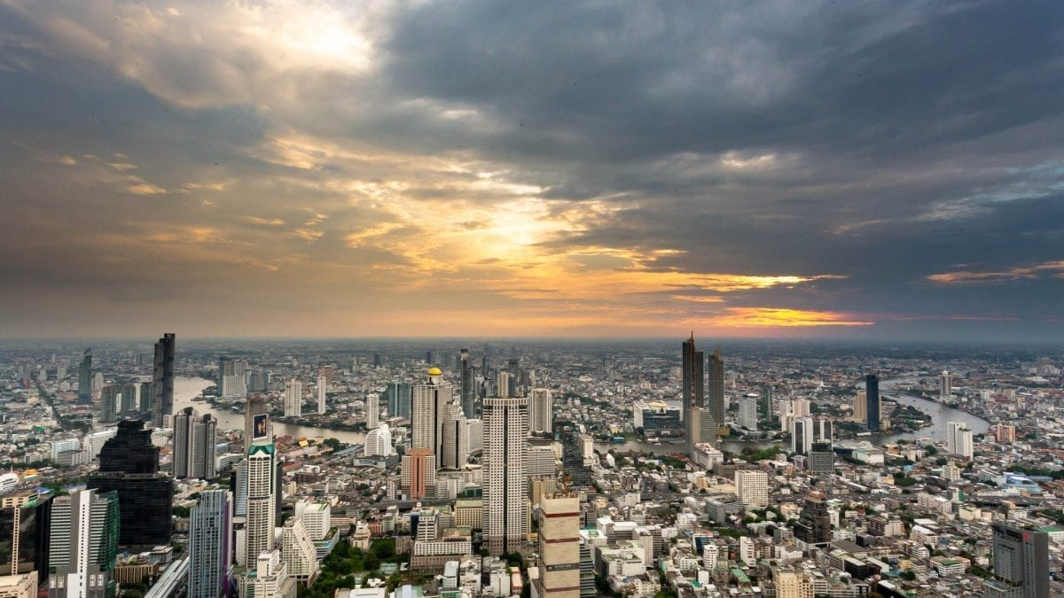 Bangkok: Most Popular City in the World