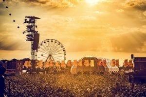 Pukkelpop Festival Belgium