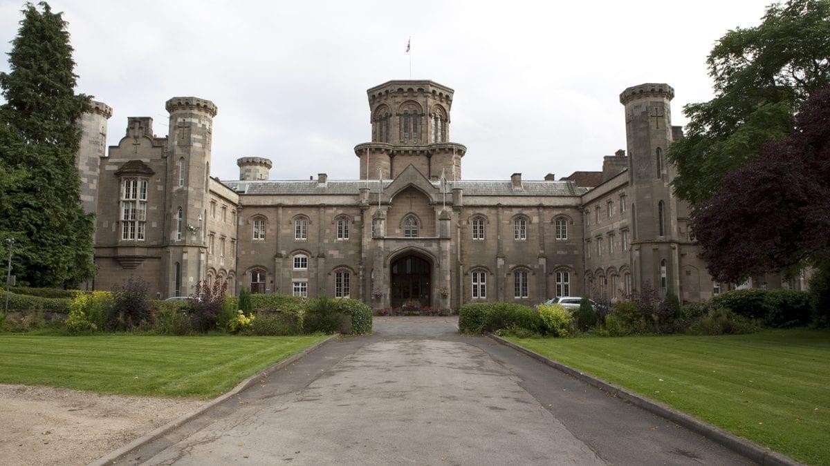 Jo Whiley Opens Warner's Studley Castle Hotel