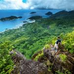Walk on Sunshine in the Seychelles