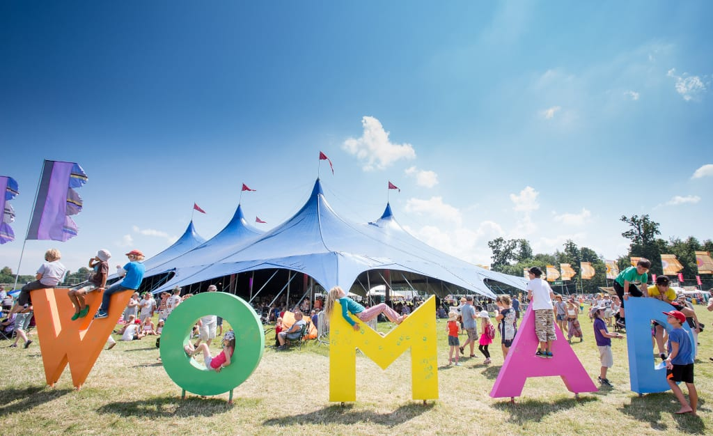 WOMAD Day Tickets Go On Sale