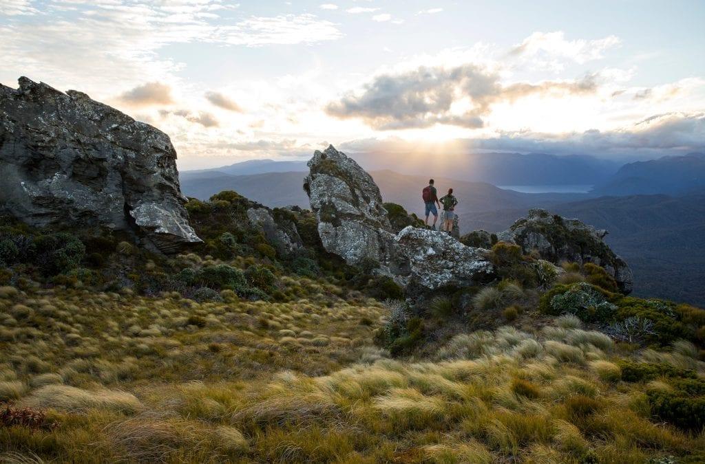 Hump Ridge Track NZ Great Walk