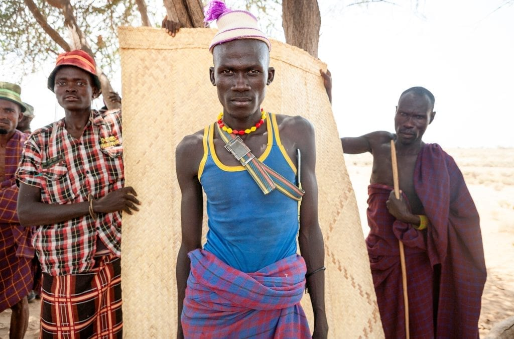 Dressing: Photo Essay of the People of Turkana