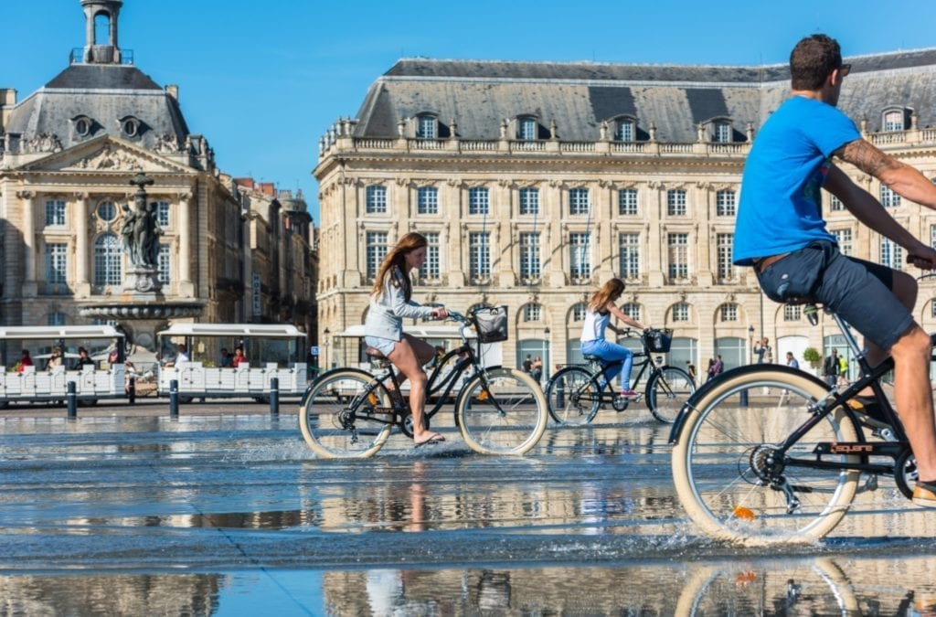Explore Beautiful Bordeaux by Bike