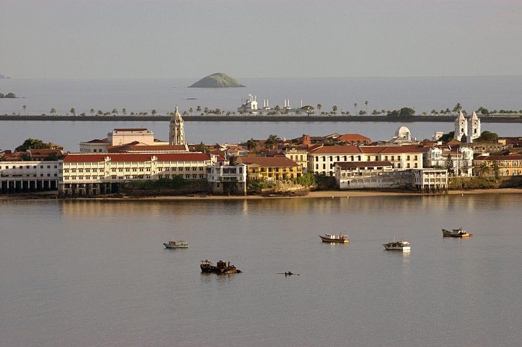 Casco Antiguo - Panama City