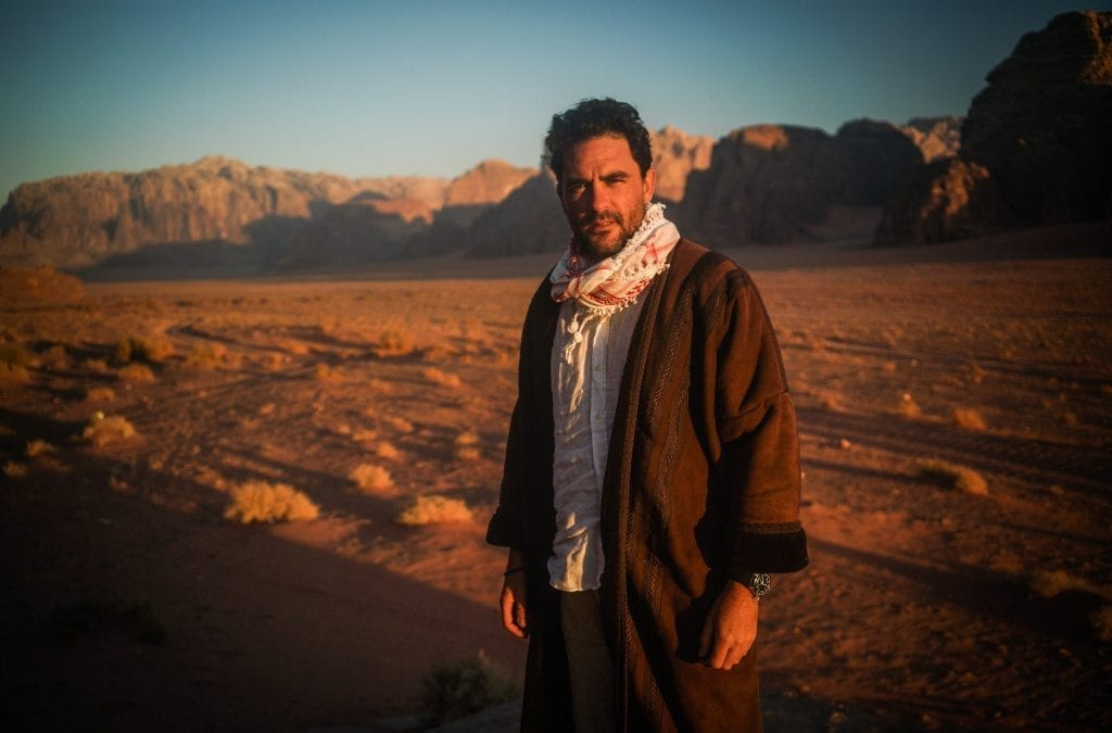 Follow Arabia with Levison Wood