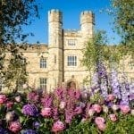 Leeds Castle Says It with Flowers