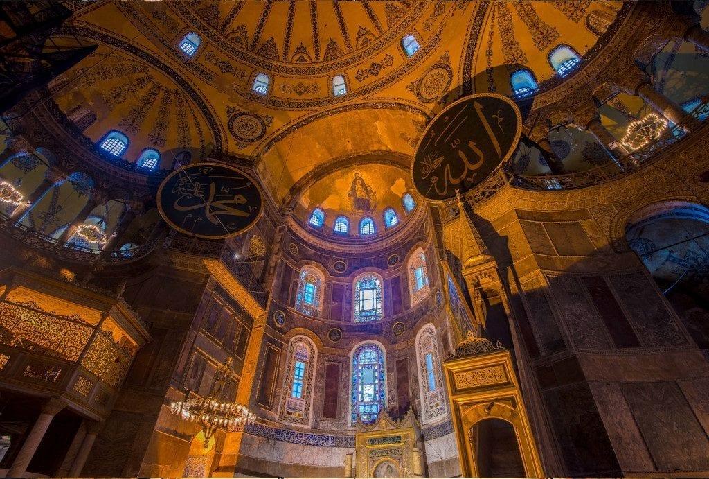 Hagia Sophia Istanbul City Break