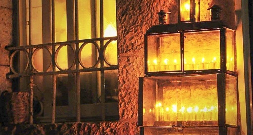 Hanukkah Festival of Lights Israel