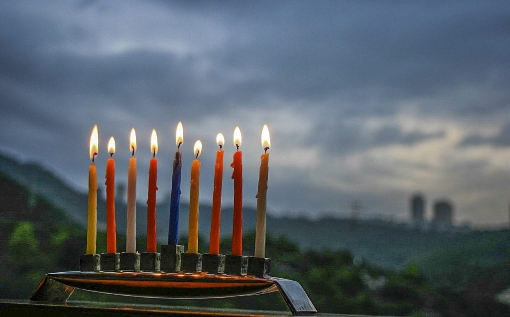 Hanukkah Festival of Lights Israel