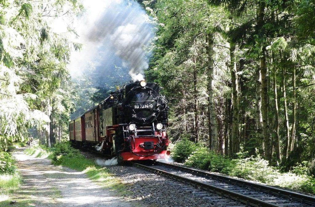 Full Steam Ahead in Germany