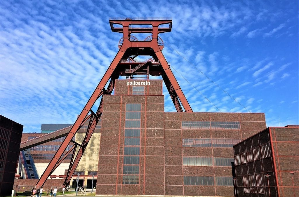 Zeche Zollverein – the Metropolis of the Coal Mines