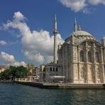 Ortakoy Mosque Istanbul City Break