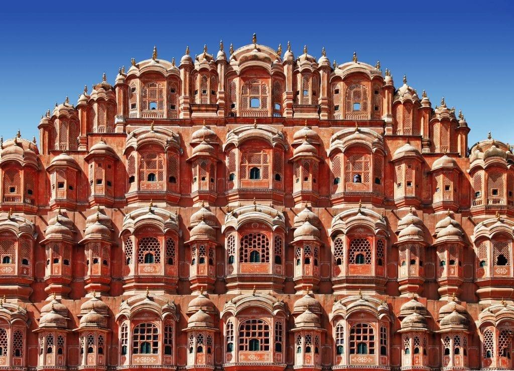 Palace of the Winds, Hawa Mahal, Jaipur, India