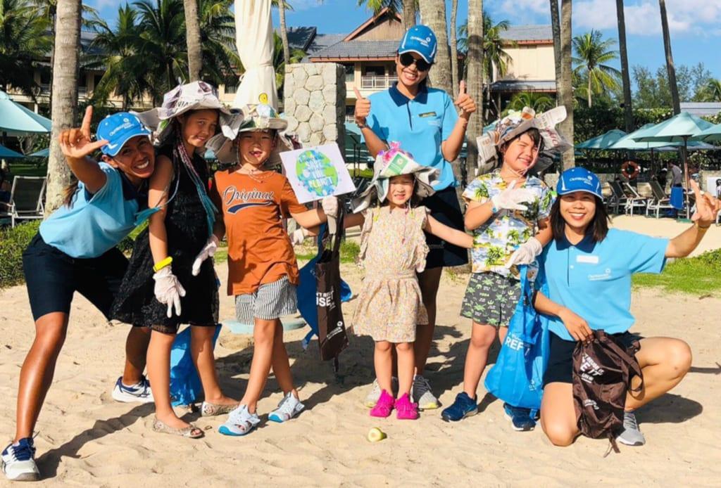 Koh Kids Club and hosts