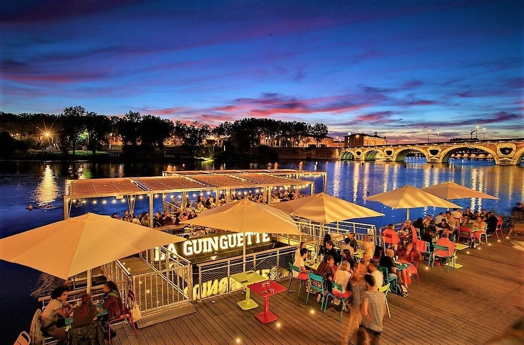 Toulouse Pops Up This Summer
