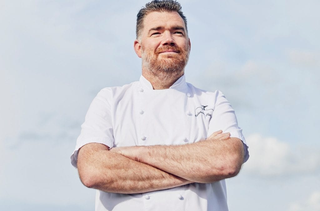 New Nathan Outlaw Restaurant at The Goring