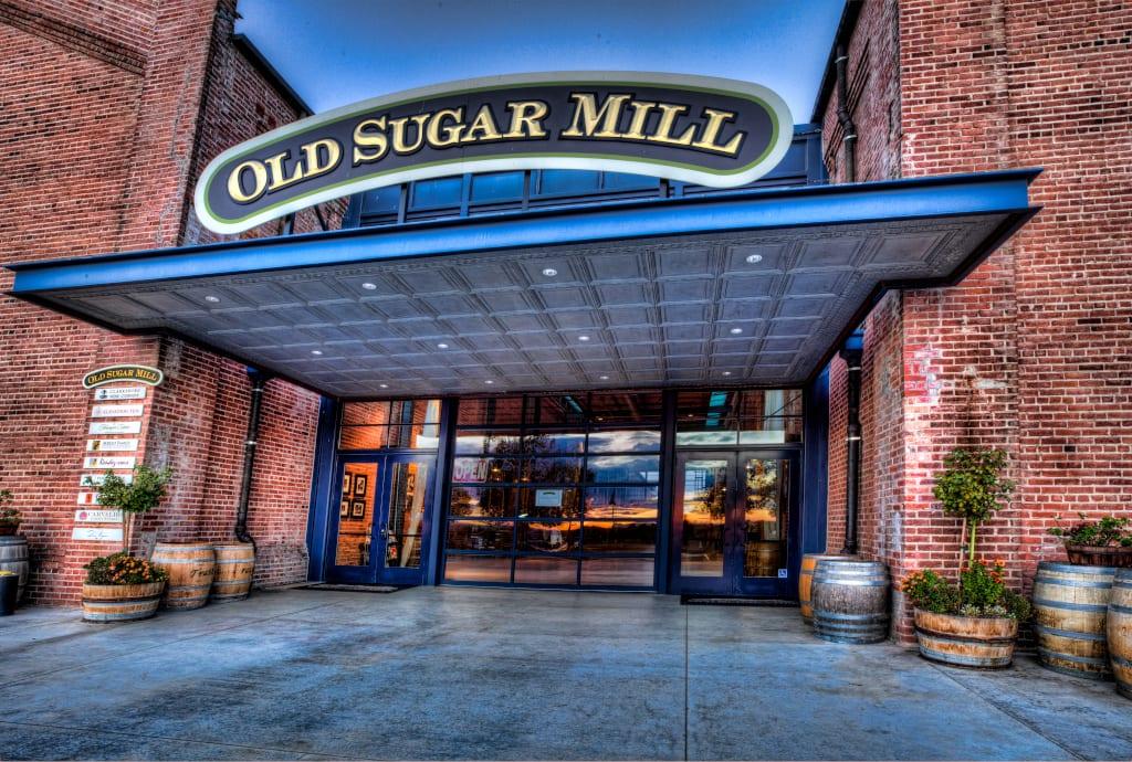 Old Sugar Mill, Sacramento