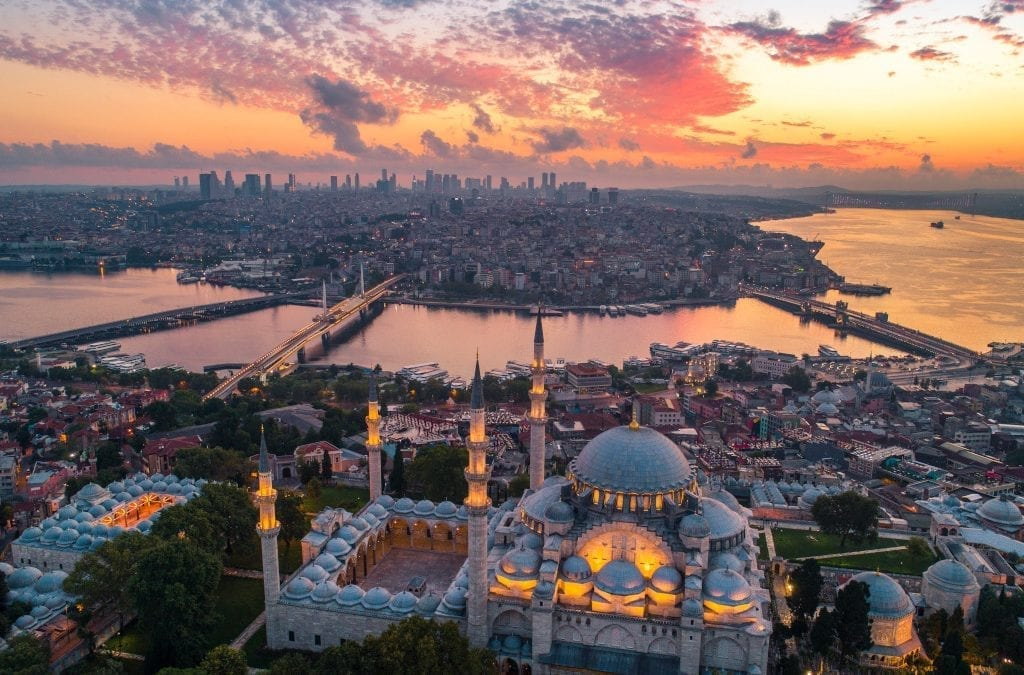 Istanbul City Break: An Enigma in Time