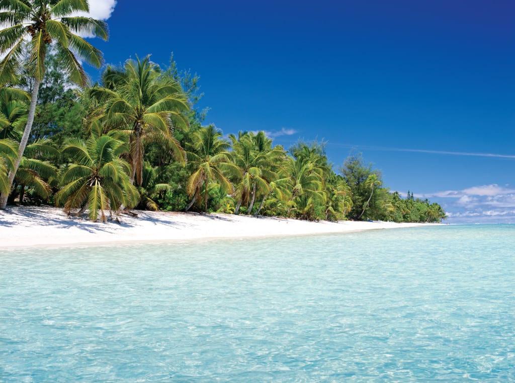 Aituta Beach, Cook Islands