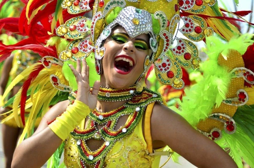 Barranquilla Carnival Colombia