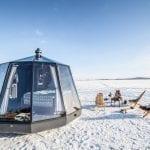 Aurora Zone Unveils Mobile Aurora Huts